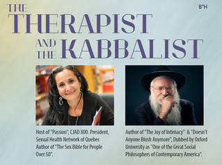 The Therapist & the Kabbalist