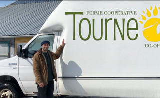 Vaudreuil-Soulanges farm going electric for its deliveries