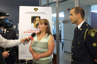 Province of Ontario continues to offer $50,000 reward