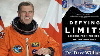 Greenwood's StoryFest 2019 to welcome astronaut Dave Williams
