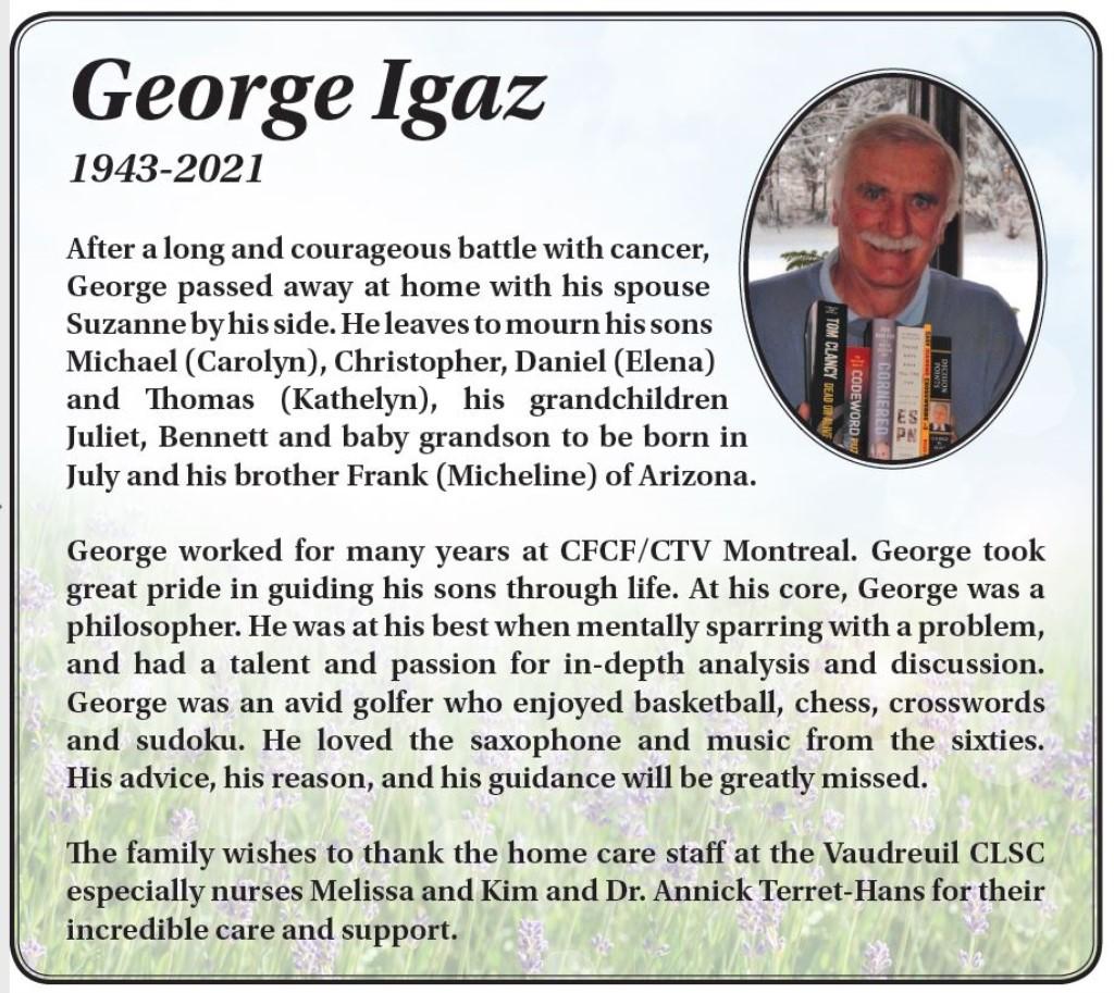 George Igaz