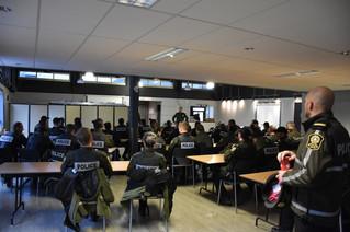 Sûreté du Québec responds to flood crisis in Rigaud