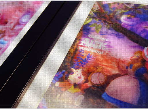 LyFiana 萊菲光場 – 紀念一下 曾經美麗 – 立體光柵印刷(二)- 光場立體影像