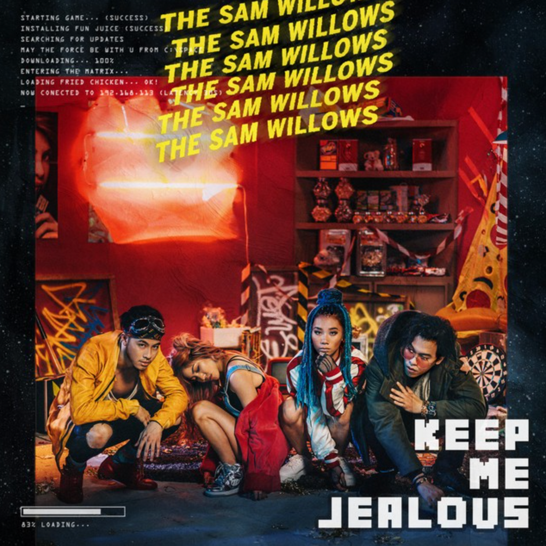 The Sam Willows - Keep Me Jealous