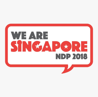 We Are Singapore NDP 2018