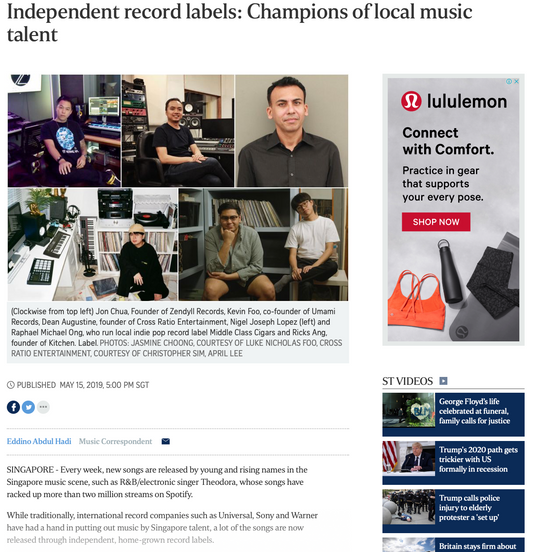 Screenshot 2020-06-10 at 2.50.10 PM.pngIndependent record labels: Champions of local music talent