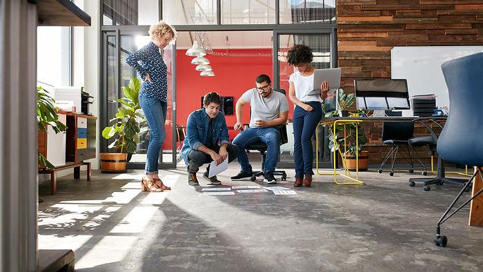 Hälsosamma arbetsplatser, friskvård för företag