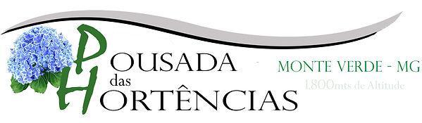 Logo Pousada das Hortênsias em Monte Verde MG