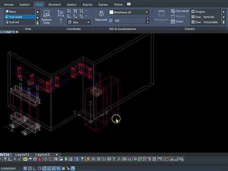 Definire sistemi di Condotti Sbarre in CAD 3D