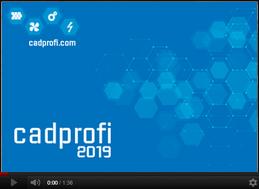 Connessioni 2D intelligenti in CADprofi 2019