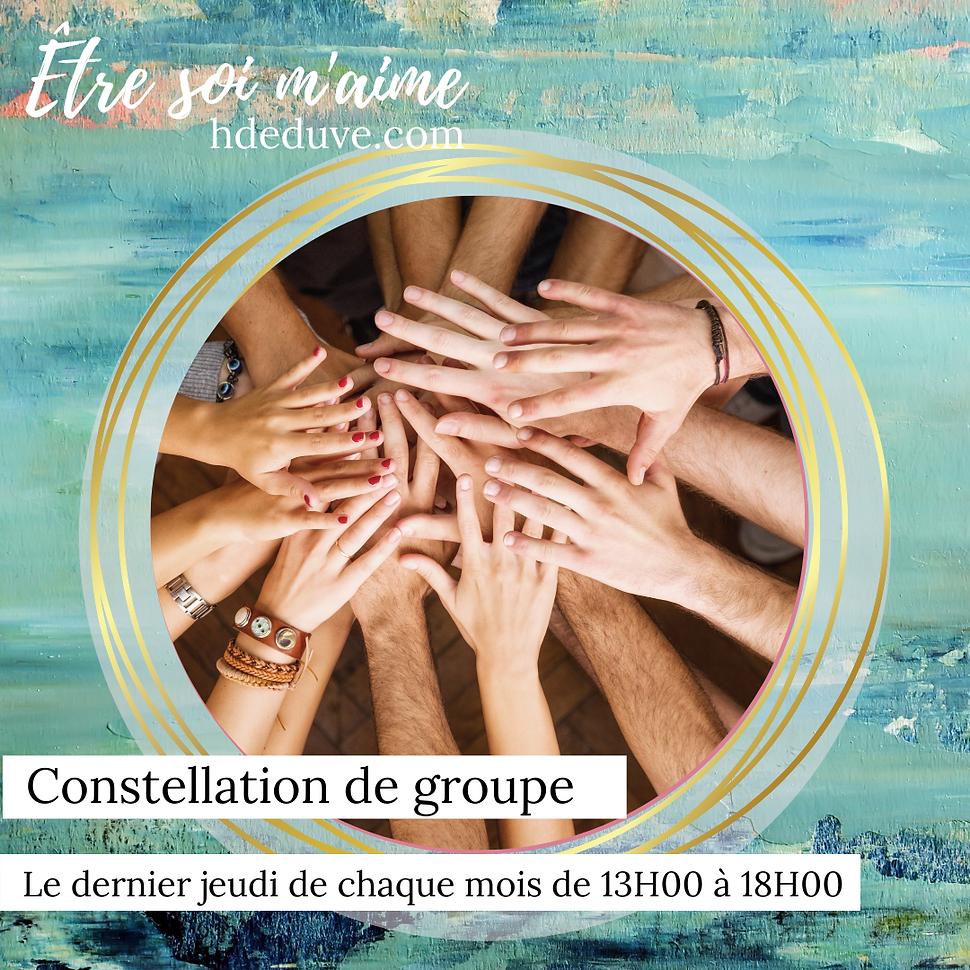CONSTELLATION DE GROUPE jeudi 2021-2022