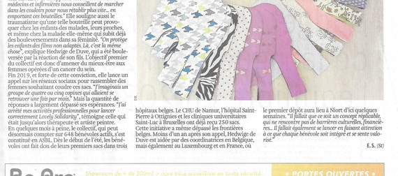 La Livre Belgique - 11 Septembre 2020