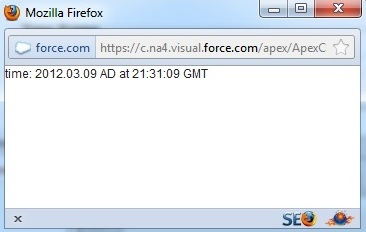 Salesforce, SFDC APEX and Visualforce