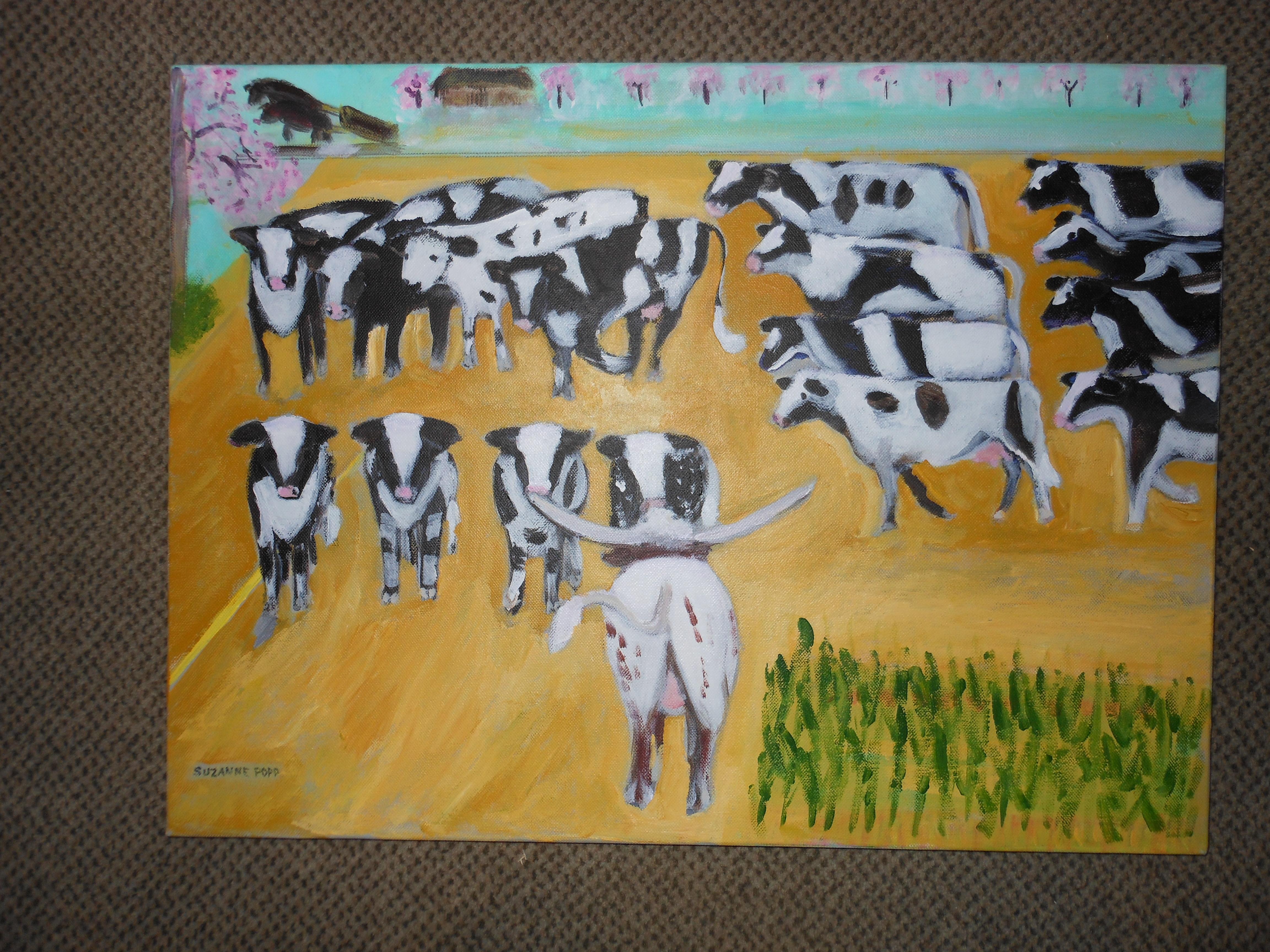 Holstein Drill Team