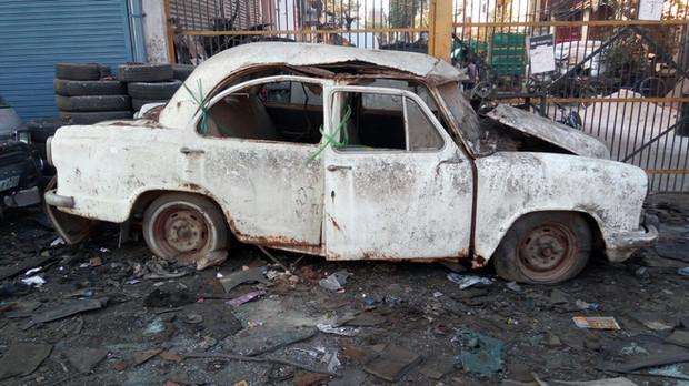 Old Fiat
