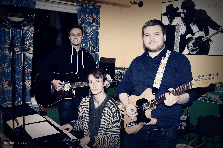 Nikolai, Olav & Karl Andreas - Jam ´16