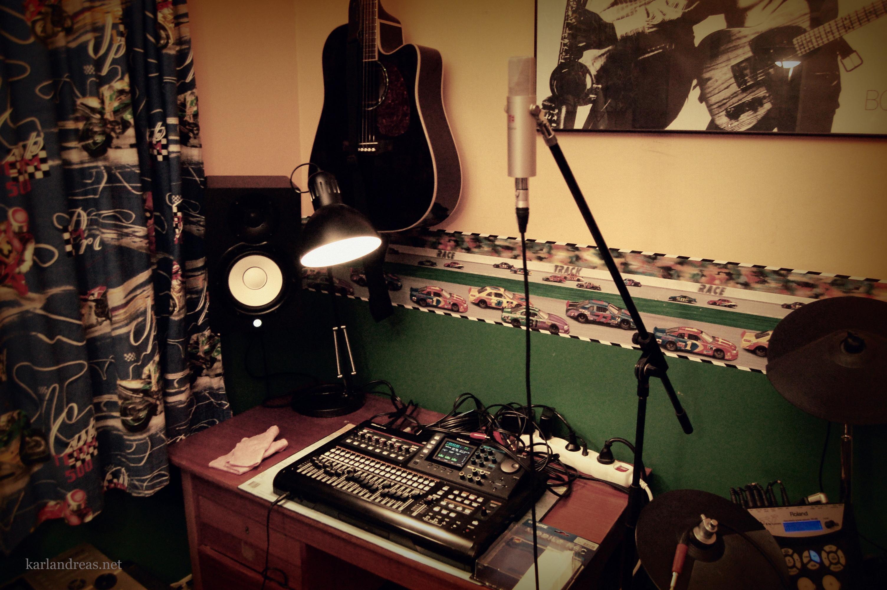 Studio i Olsvik 2014 #1