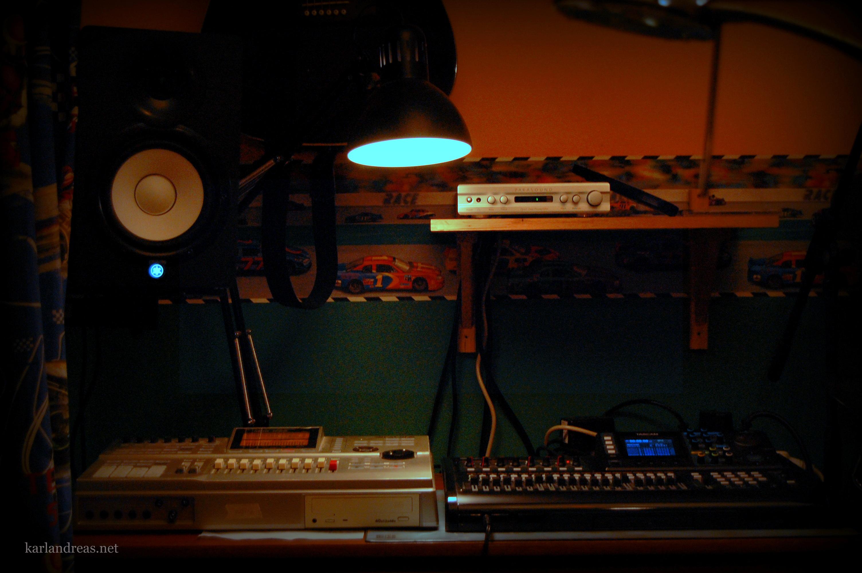 Studio i Olsvik 2014 #3