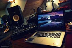 Ellertsen Studio - Workstation #2
