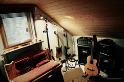 Ellertsen Studio - Gitarkroken
