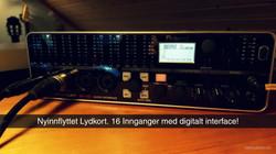 Roland Studio Capture - Hjerte i studio.