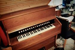 Ellertsen Studio - Orgel 2019
