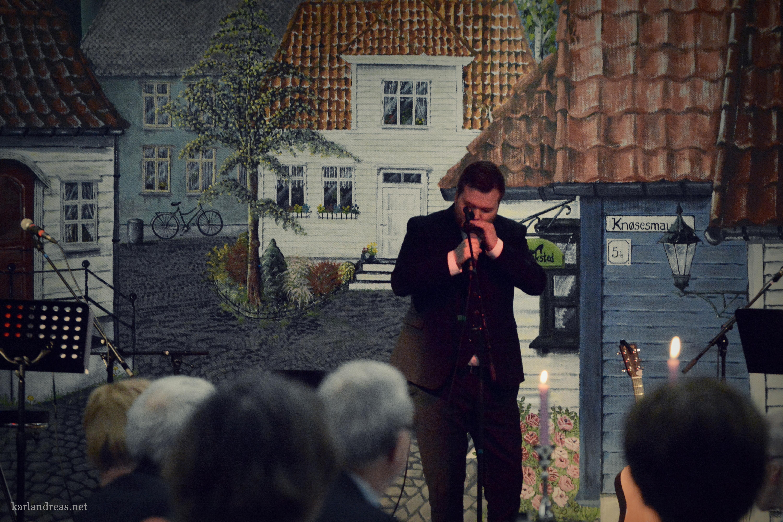 Karl Andreas opptrer 2019