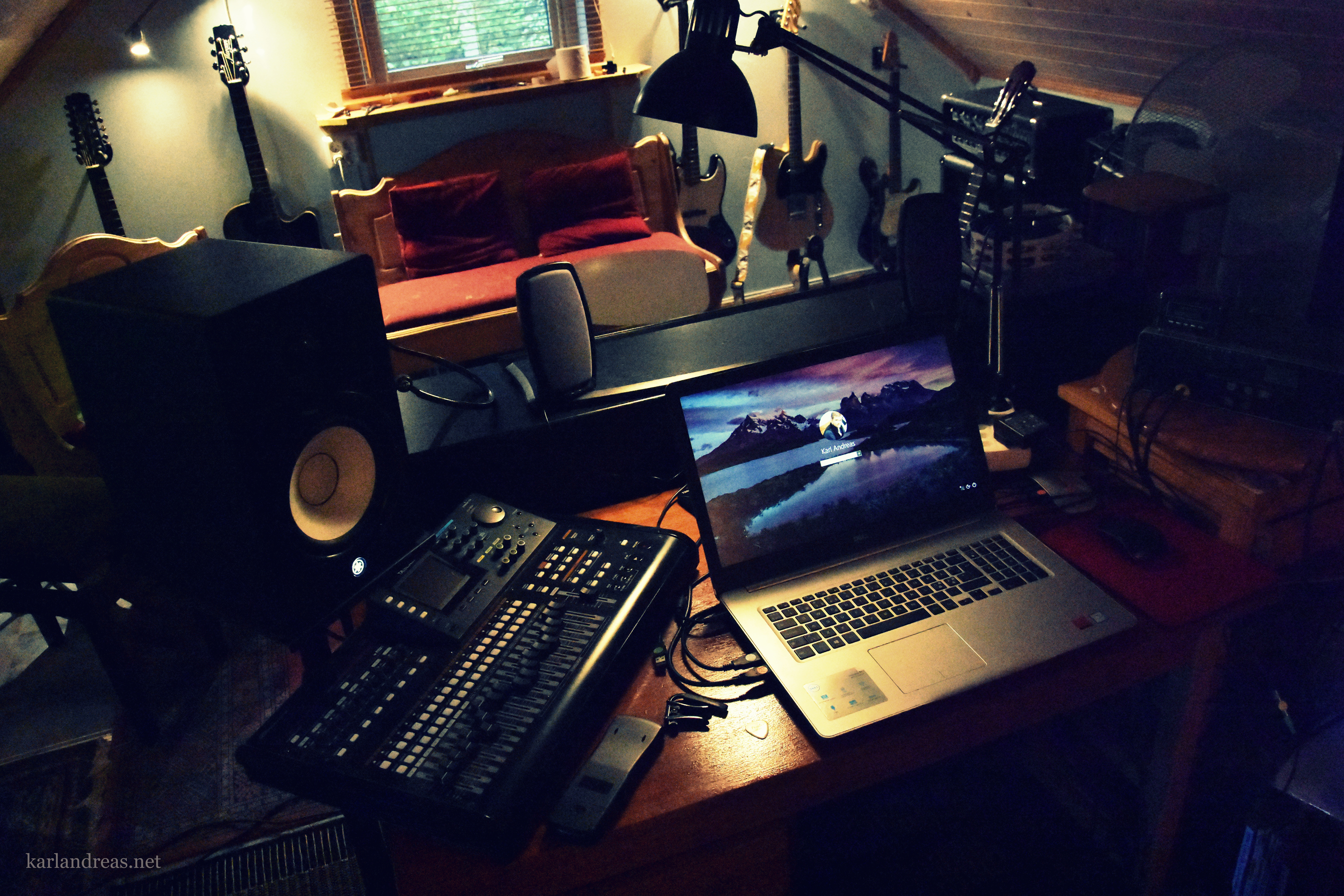 Ellertsen Studio - Workstation #1