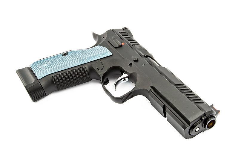 Upgraded KJ CZ Shadow 2 Airsoft Pistol