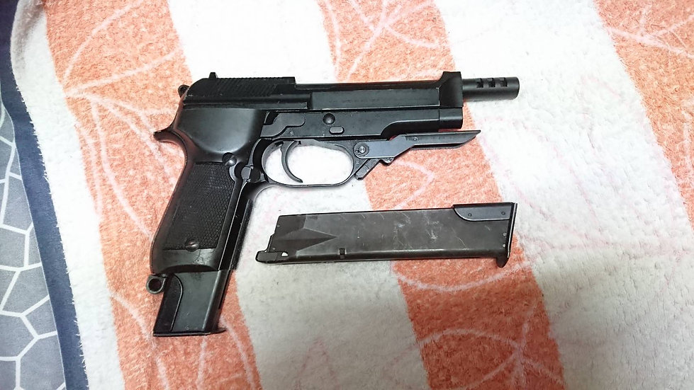 Used KSC - M93R with 2magazine for sale