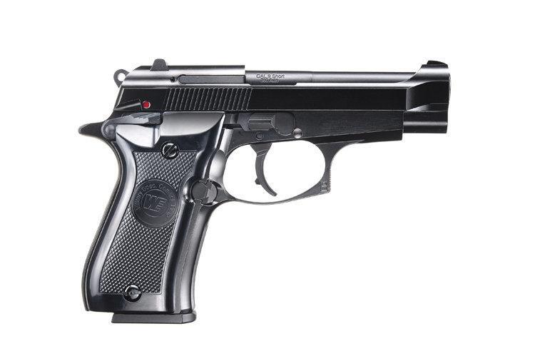 WE M84 GBB Pistol (Black)