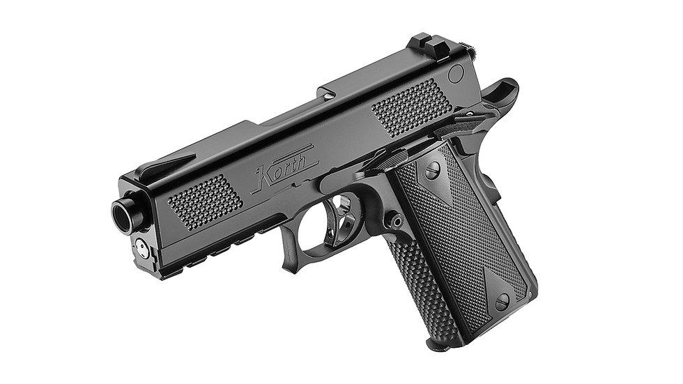 Upgraded ICS KORTH PRS Airsoft Pistol