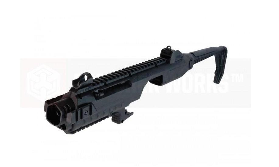 AW CUSTOM GLOCK Submachine gun kit