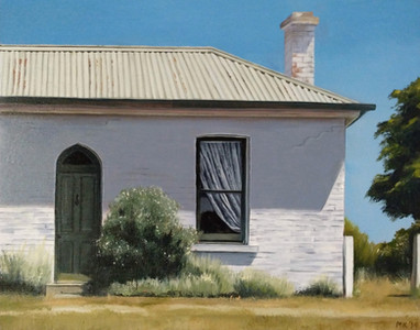 Cottage on the Left, Castlemaine
