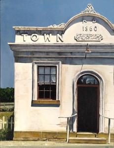 Town Hall, Chewton