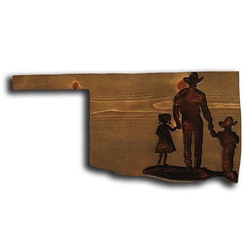 Cowboy & Children