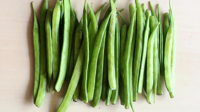 Cluster Beans -Gavar, 250 Grams