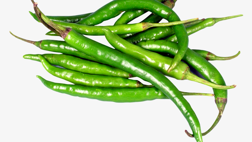 Green Chilli - 100 Grams