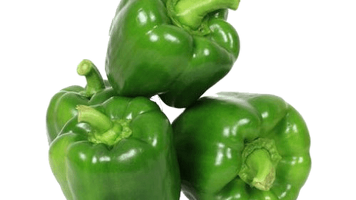 Green Capsicum, 500 Grams