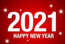 new year 2021 - happy?