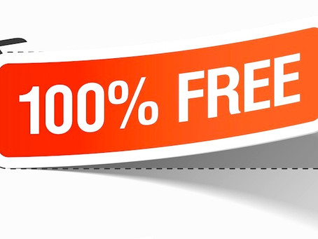The most effective marketing is FREE!
