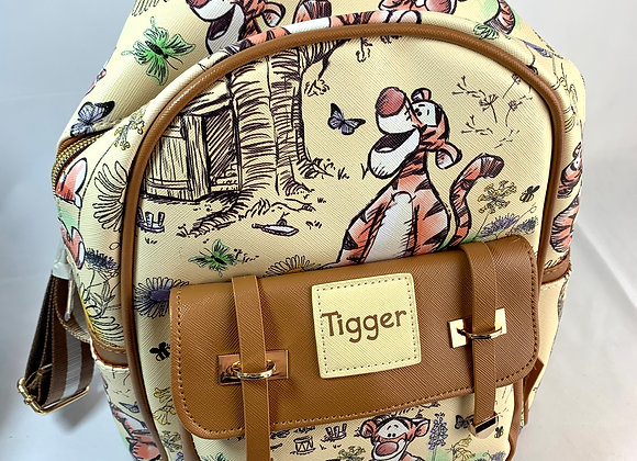 Tigger from Winnie the Pooh Character Backpack