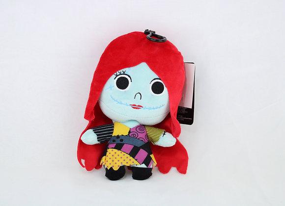 Small Plush Sally Keychain