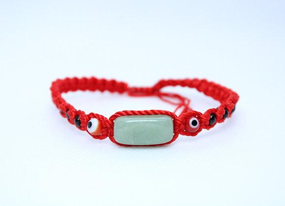 Jade Red String Bracelet
