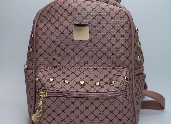Pink Mini Bunny Backpack