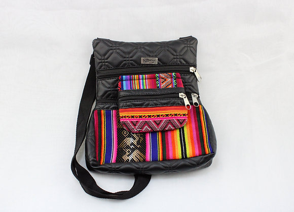 Aztec Mini Multi-Color Bag