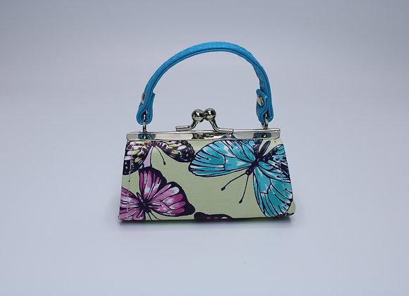Light Green Butterfly Bag X-Small