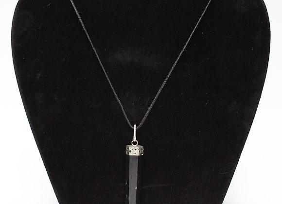 Black Tourmaline Healing Stone Necklace