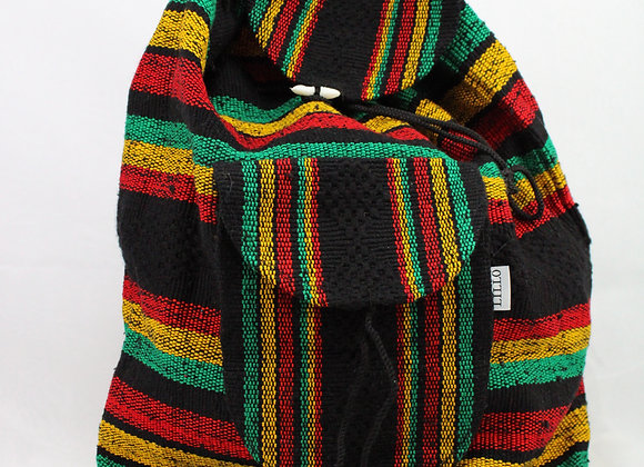 Mexican Woven Backpack