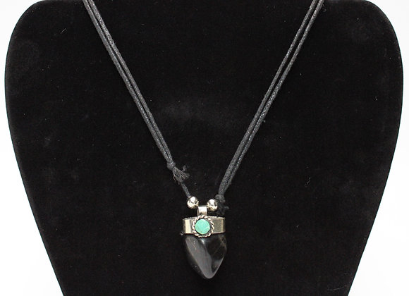 Obsidian Healing Stone Necklace